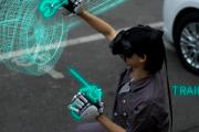 L'entreprise chinoise Dexta Robotics a imaginé un gant pour ressentir la texture des objets dans la réalité virtuelle. ©Netexplo