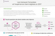 Infographie experience client
