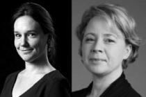 De gauche à droite : Christelle Rougebief, directrice Délégation Expérience Client de GRDF, Anne-Laure Carlier, consultante Oresys