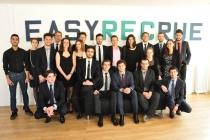 L'équipe d'Easyrecrue ©Easyrecrue