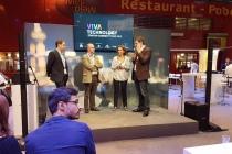 Les fondateurs d'Energisme à Viva Technology ©Energisme