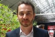 Julien Chossade travaille sur l'IA au centre d'excellence de Fujitsu. ©Alliancy