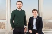 Romain et Kevin, les fondateurs de Kicklox, veulent s'implanter à l'étranger à la fin de l'année. ©Kicklox