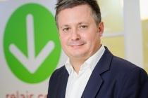 Jean Sébastien Léridon, directeur général de Relais Colis, contribue à changer le modèle de l'entreprise. ©Relais Colis