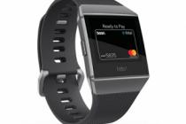 Ionic est la première montre intelligente de Fitbit dédiée aux sportifs. ©Fitbit