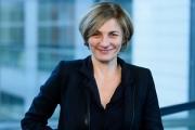 Isabelle Moins entend combiner les offres physiques et digitales pour assurer un service maximal. ©Aviva