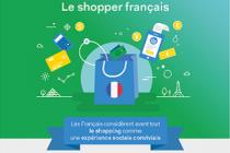Les Français, le shopping et l'expérience d'achat