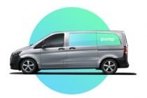 Pomp, une des start-up sélectionnées, ravitaille sur Paris les véhicules sans bouger… Une fois que vous avez précisez le lieu, le créneau et le type de carburant souhaité.
