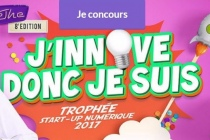 Trophée Start-Up Numérique »,