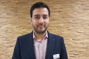 Ahmed Mhiri, fondateur et CEO de TravelCar. ©Célia Garcia-Montero