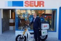 Alberto Navarro, directeur général de SEUR, filiale espagnole à 100% de La Poste