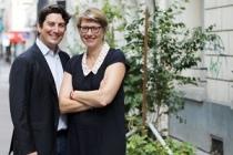 Raphaël Berger et Cécile Merine ont fondé Otherwise pour transformer la relation client en assurance. ©Otherwise