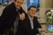 Julien Casel et Christophe Vattier veulent montrer comment smartphones et tablettes doivent former avec la boutique un écosystème unifié pour mieux servir le consommateur. ©The Bubble Company