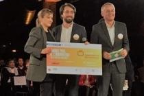 Élodie Djuric est la finaliste du Grand Prix. ©DR