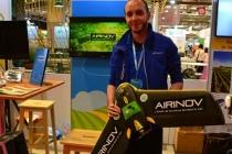 Julien Guéry, directeur commercial d'Airinov, rappelle que la France est l'un des premiers pays à avoir légiférer sur l'utilisation des drones.