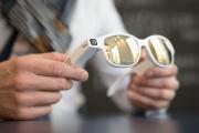 """Tikaway veut faire de ses lunettes un """"Skype mains libres"""" pensé pour le secteur de l'industrie. ©DR"""