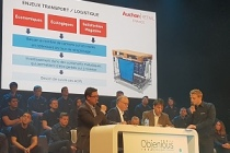 La Matinale Connectée a été ponctuée de témoignages sur la mise en place de projets IoT au sein d'entreprises.
