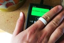 Icare Technologies développe une bague ayant une fonction de solution de paiement. ©Icare Technologies