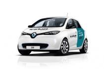 Dans ce partenariat, Renault fournit les véhicules et en assurera la maintenance et la réparation tandis qu'ADA propose son expertise digitale grâce à son application dédiée à la location très courte durée. ©Renault