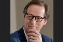 Jean-Noël de Galzain, président et fondateur de Wallix, veut multiplier son chiffre d'affaires par cinq en quatre ans. Sa société a reçu ce soir le « prix Innovation » du TOP 250 de Syntec Numérique. DR