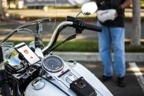 """Avec Liberty Rider et son offre """"Taxi Rider"""", la Macif intervient lors des accidents de motards. ©La Macif"""