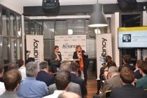 Catherine Moal et Catherine Croiziers de Lacvivier Meet up le numérique en pratique