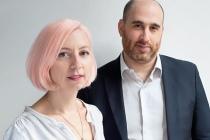 Émilie Noël et Ruben Arnold, directrice associée et directeur associé de Spike.partners