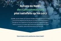 l'édition 2019 de la grande étude annuelle de WizVille sur la satisfaction client à Noël.