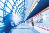Stimio propose des solutions IoT pour la maintenance des trains : grâce aux capteurs embarqués sur le matériel roulant, les opérateurs savent quels sont les équipements nécessitant une attention particulière.