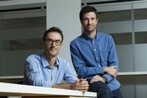 Théodore Monziès et Cédric Van Daele, fondateurs d'Eurecab