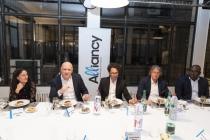 Un diner organisé avec le soutien de Citrix