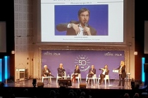 Olivier Delabroy s'exprime lors du Forum Energie 2019