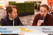 #GoogleNext19 : Le CTO Pierre Puchois présente la stratégie cloud de Mailjet