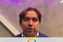 Erci Léandri, fondateur de Qwant / VivaTech 2019