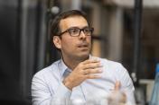 Julien Alzouniès, directeur opérations et services clients de Marsh France