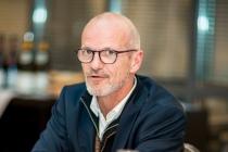 Éric Blanchot, directeur des systèmes d'information de Veolia RVD (Recyclage et valorisation des déchets)