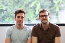 Guillaume Boiret et Martin Tapia, fondateurs de Phantombuster 600x400