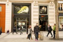 Nike Store des Champs élysées