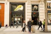 Nike veut révolutionner l'expérience shopping de ses clients français