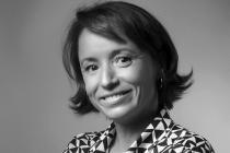 Patricia Chatelain, directrice de l'innovation du Groupement Les Mousquetaires