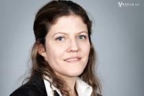 Emeline Seval, Project Manager pour le cabinet de conseil Groupe Square.