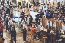 Le festival Futur.e.s (photo) est l'évènement le plus important organisé par Cap Digital. Ouvert à tous les publics, il rassemble entre 15 000 et 20 000 participants chaque année à La Villette, la Manufacture des Gobelins… (DR)