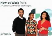 Now at Work Paris - Transformez le monde du travail