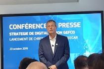 Luc Nadal, président du directoire de Gefco