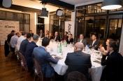 Un diner organisé en partenariat avec AWE, data minded B2B.
