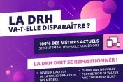 Infographie - La DRH va-t-elle disparaître ?