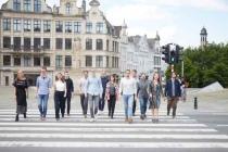 L'équipe de la start-up CitizenLab