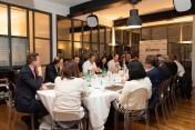 Retour sur le dîner de la rédaction : bâtiment du futur