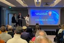 Conférence de presse Global Industrie du 22 janvier 2020.