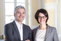 Valérie Mas et Fabien Carimalo, fondateurs de WeNow